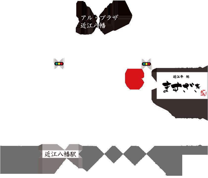 ますざき 地図